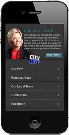 Law-Firm Premium Mobile Theme